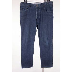 BRIONI Livigno Washed Straight Cut Jeans 35x30.5